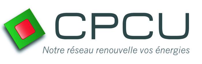 Logo de la CPCU partenaire de la boucle autonome du quartier Suchet